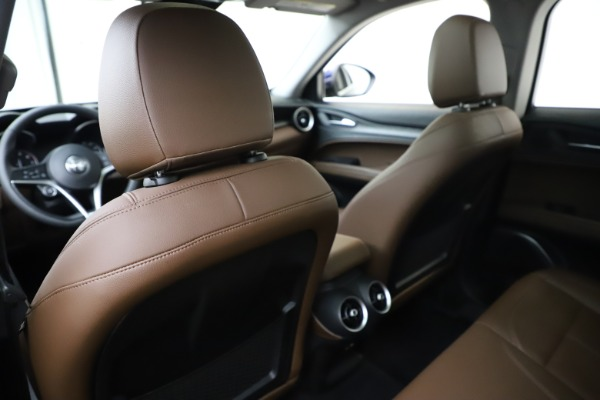 Used 2019 Alfa Romeo Stelvio Q4 for sale Sold at Alfa Romeo of Greenwich in Greenwich CT 06830 20