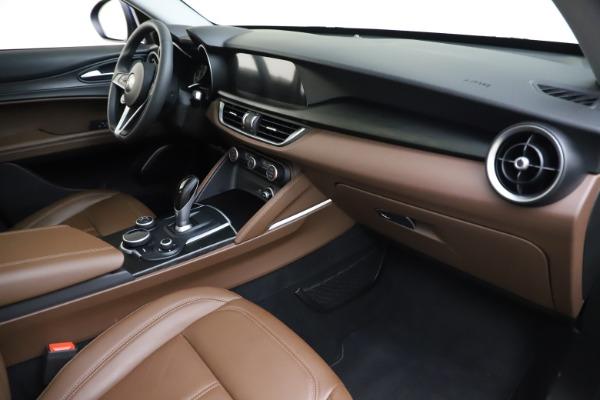 Used 2019 Alfa Romeo Stelvio Q4 for sale Sold at Alfa Romeo of Greenwich in Greenwich CT 06830 22