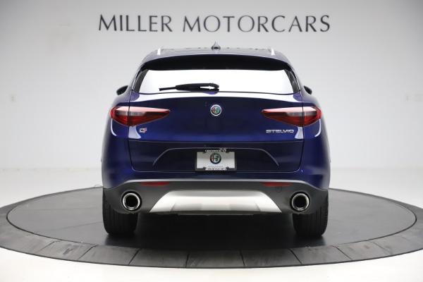 Used 2019 Alfa Romeo Stelvio Q4 for sale Sold at Alfa Romeo of Greenwich in Greenwich CT 06830 6