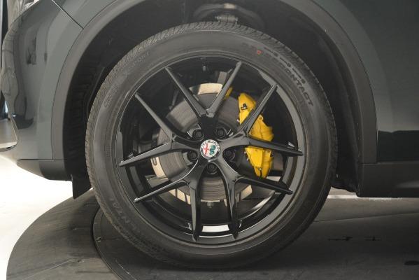 New 2019 Alfa Romeo Stelvio Sport Q4 for sale Sold at Alfa Romeo of Greenwich in Greenwich CT 06830 20