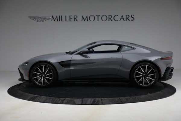 New 2019 Aston Martin Vantage for sale Sold at Alfa Romeo of Greenwich in Greenwich CT 06830 2