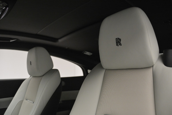Used 2015 Rolls-Royce Wraith for sale Sold at Alfa Romeo of Greenwich in Greenwich CT 06830 11
