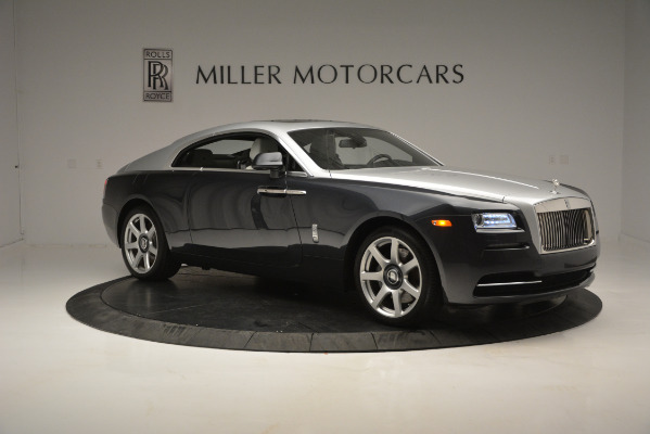 Used 2015 Rolls-Royce Wraith for sale Sold at Alfa Romeo of Greenwich in Greenwich CT 06830 7