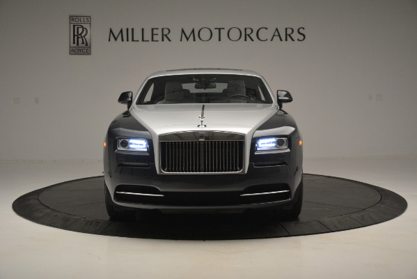 Used 2015 Rolls-Royce Wraith for sale Sold at Alfa Romeo of Greenwich in Greenwich CT 06830 8