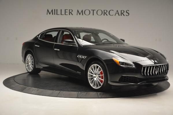 New 2019 Maserati Quattroporte S Q4 GranLusso for sale Sold at Alfa Romeo of Greenwich in Greenwich CT 06830 11