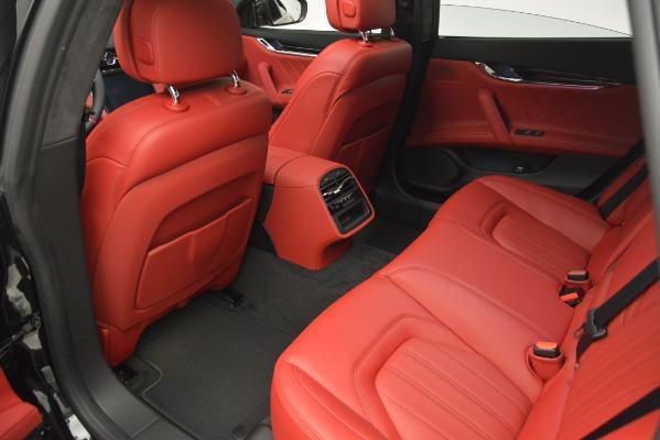 New 2019 Maserati Quattroporte S Q4 GranLusso for sale Sold at Alfa Romeo of Greenwich in Greenwich CT 06830 15