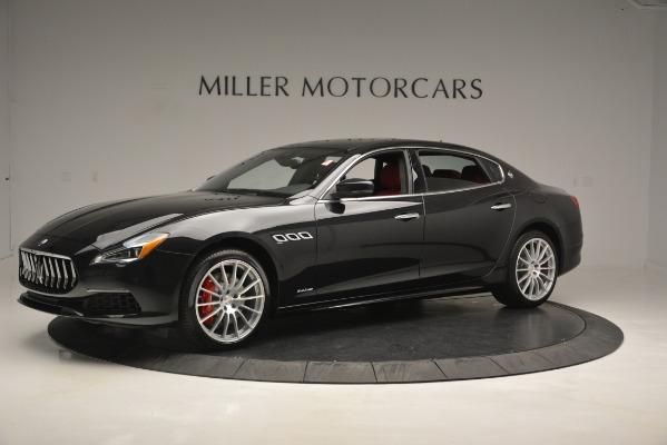 New 2019 Maserati Quattroporte S Q4 GranLusso for sale Sold at Alfa Romeo of Greenwich in Greenwich CT 06830 2