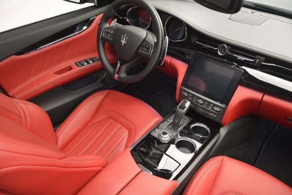 New 2019 Maserati Quattroporte S Q4 GranLusso for sale Sold at Alfa Romeo of Greenwich in Greenwich CT 06830 23
