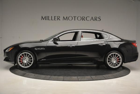 New 2019 Maserati Quattroporte S Q4 GranLusso for sale Sold at Alfa Romeo of Greenwich in Greenwich CT 06830 3