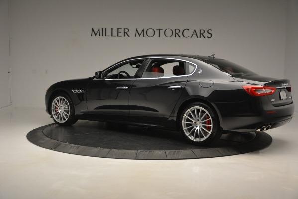New 2019 Maserati Quattroporte S Q4 GranLusso for sale Sold at Alfa Romeo of Greenwich in Greenwich CT 06830 4