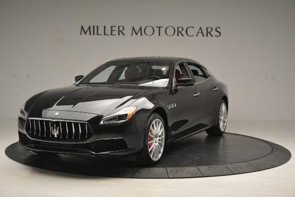 New 2019 Maserati Quattroporte S Q4 GranLusso for sale Sold at Alfa Romeo of Greenwich in Greenwich CT 06830 1