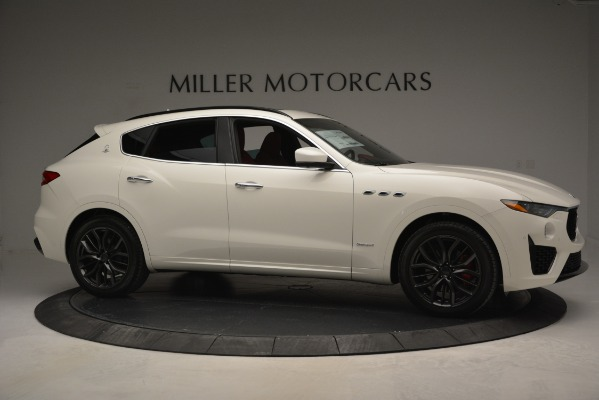 New 2019 Maserati Levante Q4 GranSport for sale Sold at Alfa Romeo of Greenwich in Greenwich CT 06830 13