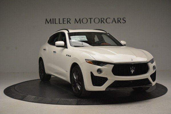 New 2019 Maserati Levante Q4 GranSport for sale Sold at Alfa Romeo of Greenwich in Greenwich CT 06830 15