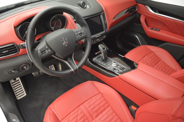 New 2019 Maserati Levante Q4 GranSport for sale Sold at Alfa Romeo of Greenwich in Greenwich CT 06830 18