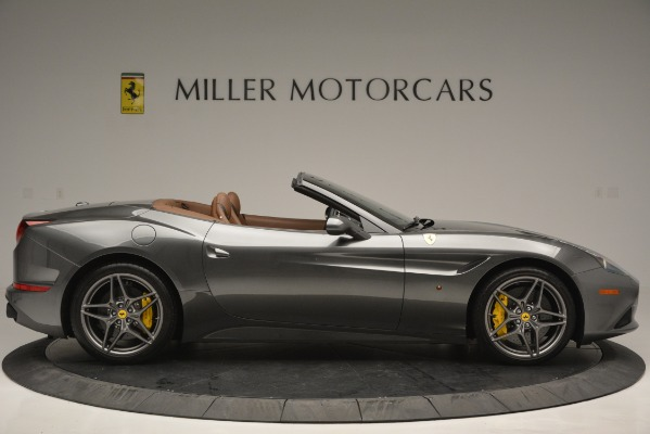 Used 2016 Ferrari California T Handling Speciale for sale Sold at Alfa Romeo of Greenwich in Greenwich CT 06830 9