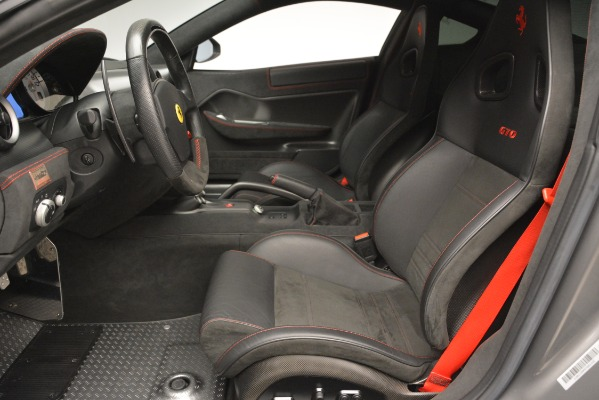 Used 2011 Ferrari 599 GTO for sale Sold at Alfa Romeo of Greenwich in Greenwich CT 06830 23