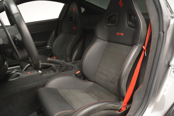 Used 2011 Ferrari 599 GTO for sale Sold at Alfa Romeo of Greenwich in Greenwich CT 06830 24