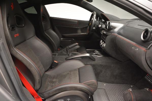 Used 2011 Ferrari 599 GTO for sale Sold at Alfa Romeo of Greenwich in Greenwich CT 06830 27