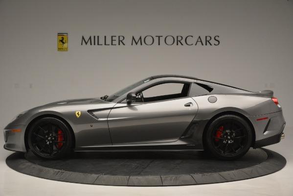 Used 2011 Ferrari 599 GTO for sale Sold at Alfa Romeo of Greenwich in Greenwich CT 06830 3