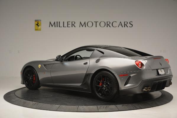 Used 2011 Ferrari 599 GTO for sale Sold at Alfa Romeo of Greenwich in Greenwich CT 06830 4