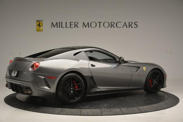 Used 2011 Ferrari 599 GTO for sale Sold at Alfa Romeo of Greenwich in Greenwich CT 06830 8