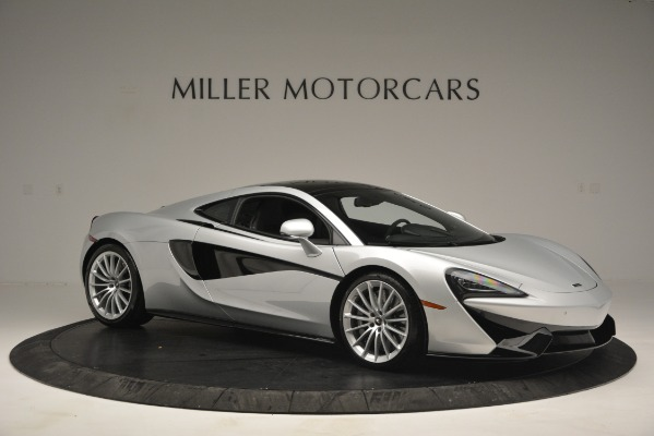New 2019 McLaren 570GT Coupe for sale Sold at Alfa Romeo of Greenwich in Greenwich CT 06830 10