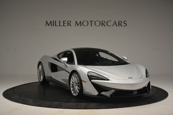New 2019 McLaren 570GT Coupe for sale Sold at Alfa Romeo of Greenwich in Greenwich CT 06830 11