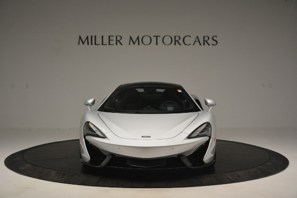 New 2019 McLaren 570GT Coupe for sale Sold at Alfa Romeo of Greenwich in Greenwich CT 06830 12