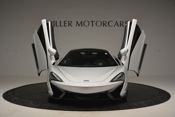 New 2019 McLaren 570GT Coupe for sale Sold at Alfa Romeo of Greenwich in Greenwich CT 06830 13