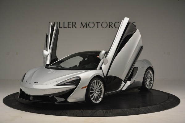 New 2019 McLaren 570GT Coupe for sale Sold at Alfa Romeo of Greenwich in Greenwich CT 06830 14