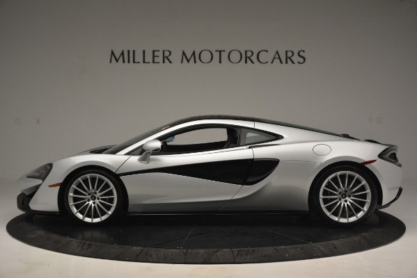 New 2019 McLaren 570GT Coupe for sale Sold at Alfa Romeo of Greenwich in Greenwich CT 06830 3