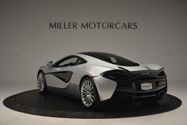 New 2019 McLaren 570GT Coupe for sale Sold at Alfa Romeo of Greenwich in Greenwich CT 06830 5