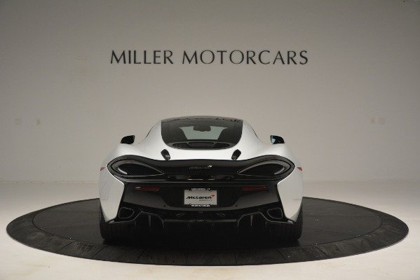 New 2019 McLaren 570GT Coupe for sale Sold at Alfa Romeo of Greenwich in Greenwich CT 06830 6
