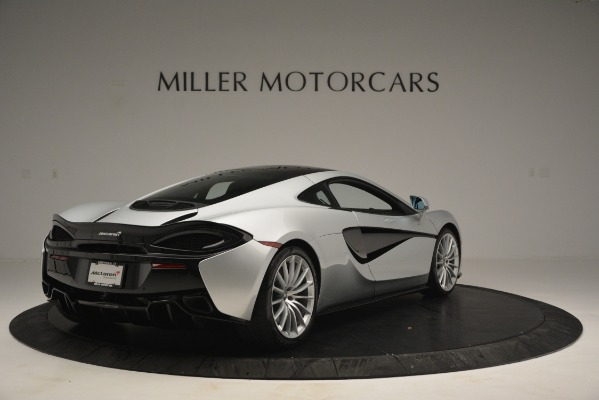 New 2019 McLaren 570GT Coupe for sale Sold at Alfa Romeo of Greenwich in Greenwich CT 06830 7