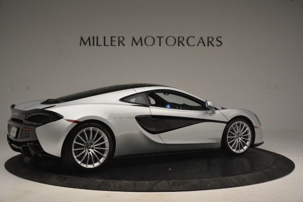 New 2019 McLaren 570GT Coupe for sale Sold at Alfa Romeo of Greenwich in Greenwich CT 06830 8