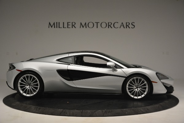 New 2019 McLaren 570GT Coupe for sale Sold at Alfa Romeo of Greenwich in Greenwich CT 06830 9