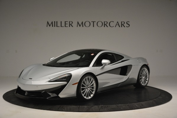 New 2019 McLaren 570GT Coupe for sale Sold at Alfa Romeo of Greenwich in Greenwich CT 06830 1