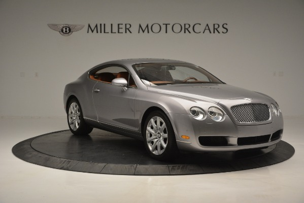 Used 2005 Bentley Continental GT GT Turbo for sale Sold at Alfa Romeo of Greenwich in Greenwich CT 06830 11