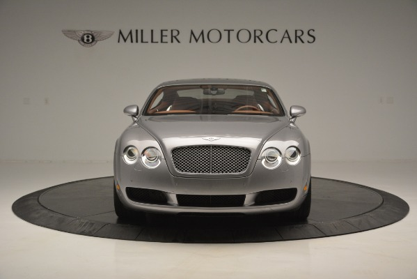 Used 2005 Bentley Continental GT GT Turbo for sale Sold at Alfa Romeo of Greenwich in Greenwich CT 06830 12