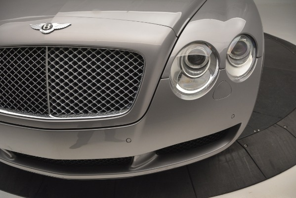 Used 2005 Bentley Continental GT GT Turbo for sale Sold at Alfa Romeo of Greenwich in Greenwich CT 06830 13