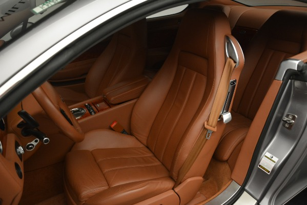 Used 2005 Bentley Continental GT GT Turbo for sale Sold at Alfa Romeo of Greenwich in Greenwich CT 06830 19