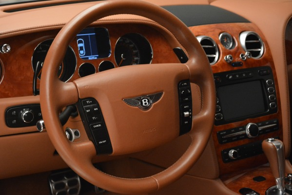 Used 2005 Bentley Continental GT GT Turbo for sale Sold at Alfa Romeo of Greenwich in Greenwich CT 06830 20