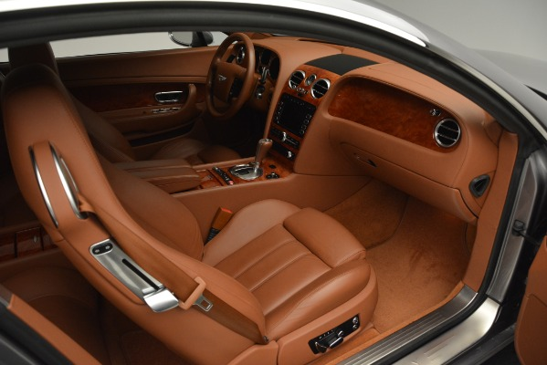 Used 2005 Bentley Continental GT GT Turbo for sale Sold at Alfa Romeo of Greenwich in Greenwich CT 06830 25