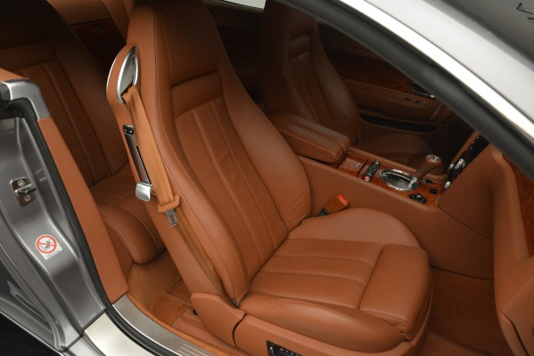 Used 2005 Bentley Continental GT GT Turbo for sale Sold at Alfa Romeo of Greenwich in Greenwich CT 06830 27