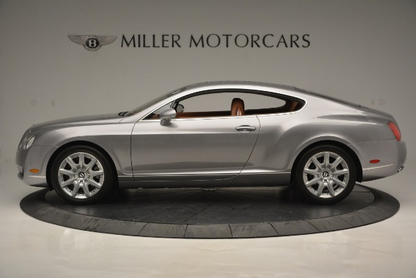 Used 2005 Bentley Continental GT GT Turbo for sale Sold at Alfa Romeo of Greenwich in Greenwich CT 06830 3
