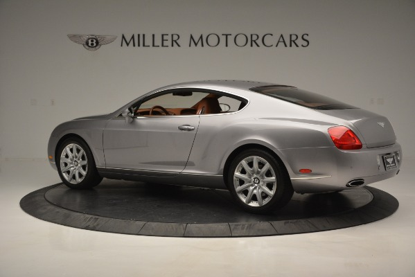 Used 2005 Bentley Continental GT GT Turbo for sale Sold at Alfa Romeo of Greenwich in Greenwich CT 06830 4