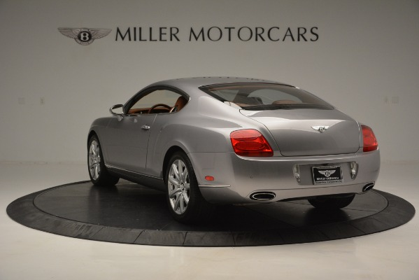 Used 2005 Bentley Continental GT GT Turbo for sale Sold at Alfa Romeo of Greenwich in Greenwich CT 06830 5