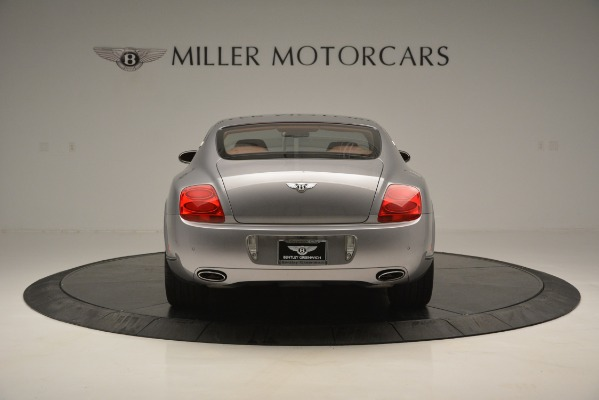 Used 2005 Bentley Continental GT GT Turbo for sale Sold at Alfa Romeo of Greenwich in Greenwich CT 06830 6