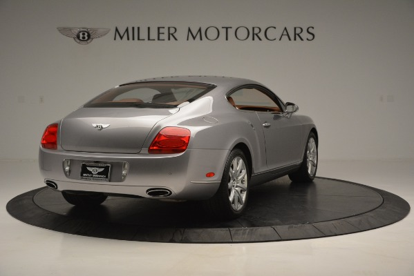 Used 2005 Bentley Continental GT GT Turbo for sale Sold at Alfa Romeo of Greenwich in Greenwich CT 06830 7