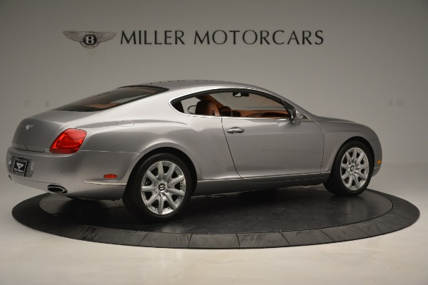 Used 2005 Bentley Continental GT GT Turbo for sale Sold at Alfa Romeo of Greenwich in Greenwich CT 06830 8